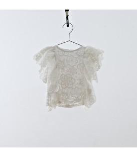 Top volante crochet YOU&ME