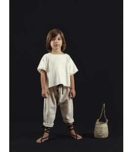 Pantalon YOU&ME , Lino
