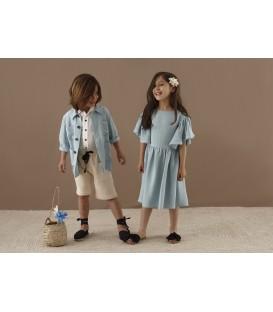 Vestido azul YOU & ME