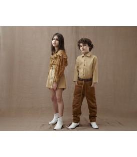 Camisa micropana YOU & ME