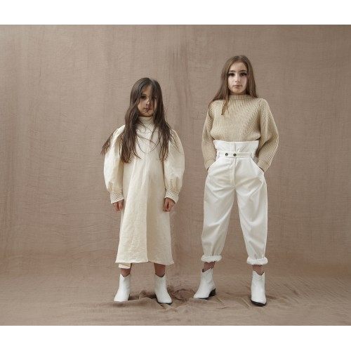 Fine corduroy pant YOU & ME