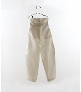 Pantalón blanco YOU&ME